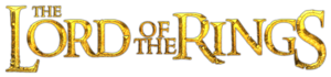Lord of The Rings Logo PNG File PNG Clip art