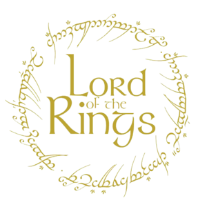 Lord of The Rings Logo PNG Image PNG Clip art