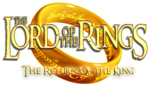 Lord of The Rings Logo Transparent Background PNG Clip art