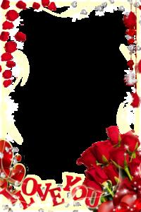 Love Frame PNG Clipart PNG Clip art