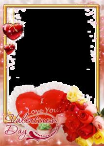 Love Frame PNG File PNG Clip art