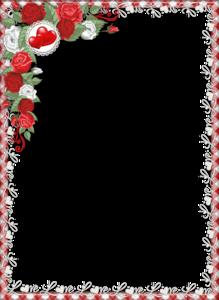 Love Frame PNG Image PNG Clip art