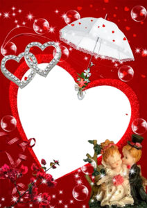 Love Frame PNG Picture PNG Clip art