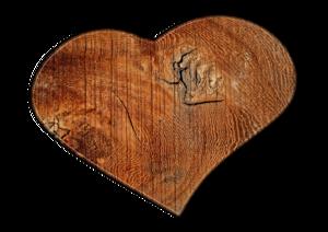 Love Wood PNG Pic PNG Clip art