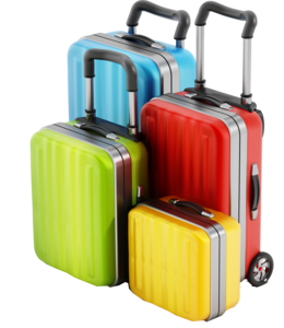 Luggage Download PNG Image PNG Clip art