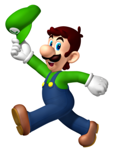 Luigi PNG Clipart PNG Clip art