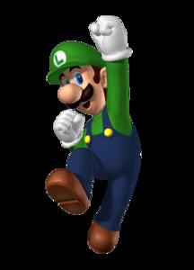 Luigi PNG HD PNG Clip art