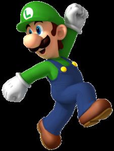 Luigi PNG Transparent Image PNG Clip art