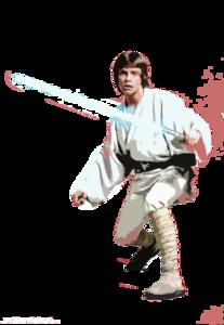 Luke Skywalker PNG Free Download PNG Clip art
