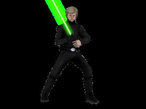 Luke Skywalker PNG Pic PNG Clip art