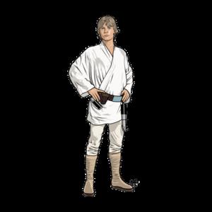 Luke Skywalker Transparent Background PNG Clip art