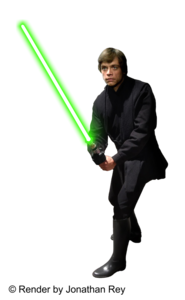 Luke Skywalker Transparent PNG Clip art