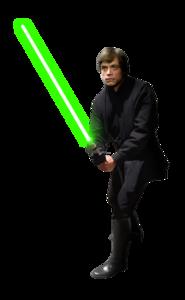 Luke Skywalker Transparent PNG PNG Clip art