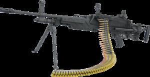 Machine Gun PNG Pic PNG Clip art