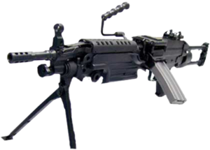 Machine Gun Transparent Background PNG Clip art