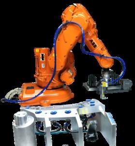 Machining Robot PNG File PNG Clip art