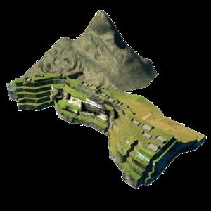 Machu Picchu PNG Pic PNG Clip art