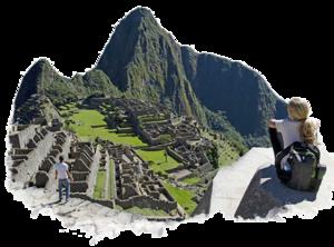 Machu Picchu Transparent Background PNG Clip art