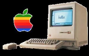 Macintosh Computer Download PNG Image PNG Clip art