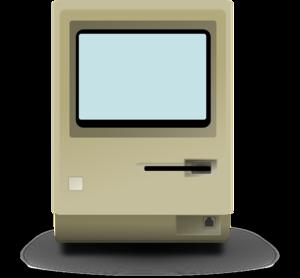 Macintosh Computer PNG Free Download PNG Clip art