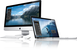 Macintosh Computer PNG Transparent Picture PNG Clip art
