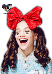 Maddie Ziegler PNG File PNG Clip art