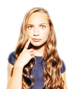 Maddie Ziegler PNG Image PNG Clip art