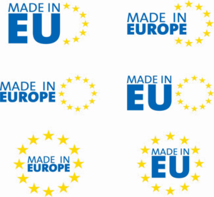 Made In Europe PNG File PNG Clip art