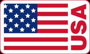Made In U.S.A Transparent Background PNG Clip art