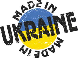 Made In Ukraine PNG File PNG Clip art