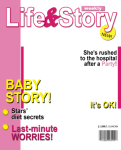 Magazine Cover PNG Clipart PNG Clip art