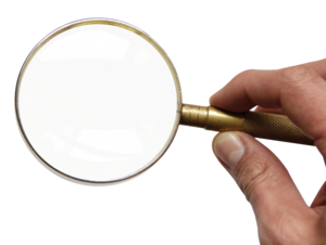 Magnifying Glass Background PNG PNG Clip art
