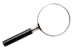 Magnifying Glass PNG Transparent Picture PNG clipart