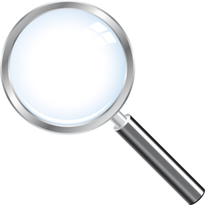 Magnifying Glass Vector PNG PNG Clip art