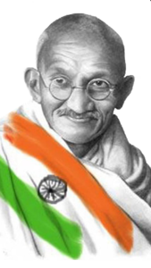Mahatma Gandhi PNG Photo PNG Clip art