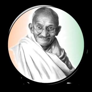 Mahatma Gandhi PNG Transparent Image PNG Clip art