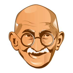 Mahatma Gandhi PNG Transparent Picture PNG Clip art