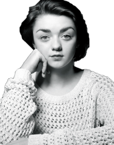 Maisie Williams PNG Free Download PNG Clip art