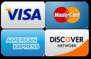 Major Credit Card Logo PNG Pic PNG Clip art