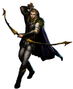 Male Elf PNG HD Quality PNG Clip art