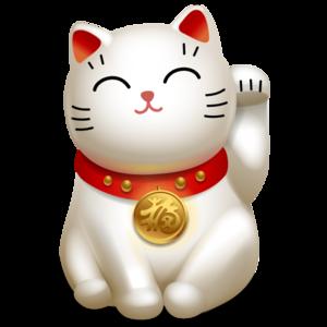 Maneki Neko PNG File PNG Clip art