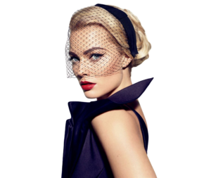 Margot Robbie Transparent Background PNG Clip art