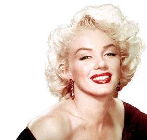 Marilyn Monroe PNG File PNG icon