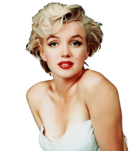 Marilyn Monroe PNG Image PNG Clip art