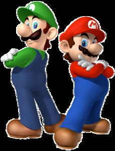 Mario Bros Transparent Background PNG Clip art