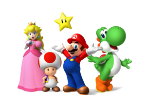 Mario Party PNG Pic PNG Clip art