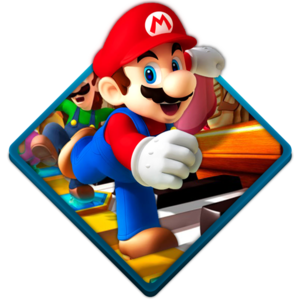 Mario Party PNG Transparent Image PNG icon