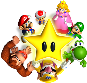 Mario Party Transparent Background PNG Clip art
