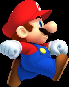 Mario Transparent Background PNG Clip art