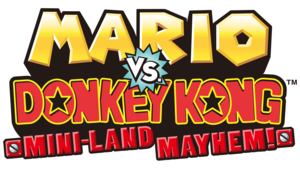 Mario Vs Donkey Kong PNG Image PNG Clip art